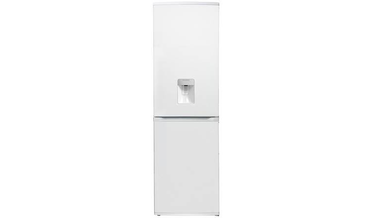 Hoover HFF195WWK Fridge Freezer with Water Dispenser