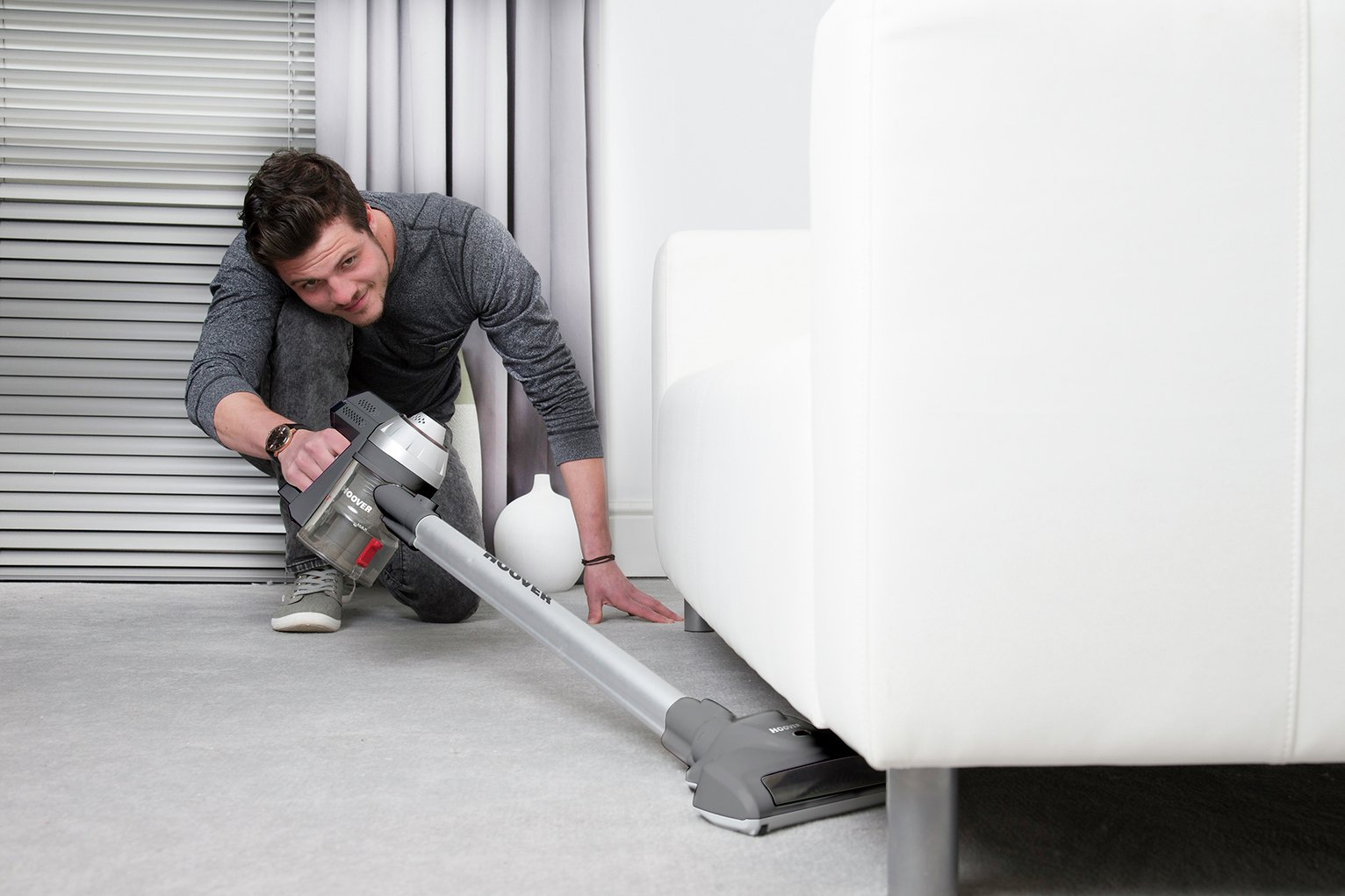 click to zoom - Cordless Vacuum Cleaner
