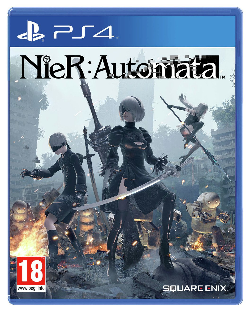 Nier: Automata PS4 Game