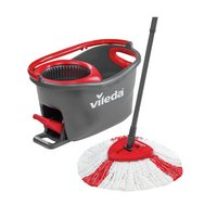 Vileda - Easy Wring and Clean Turbo - Mop and Bucket Set