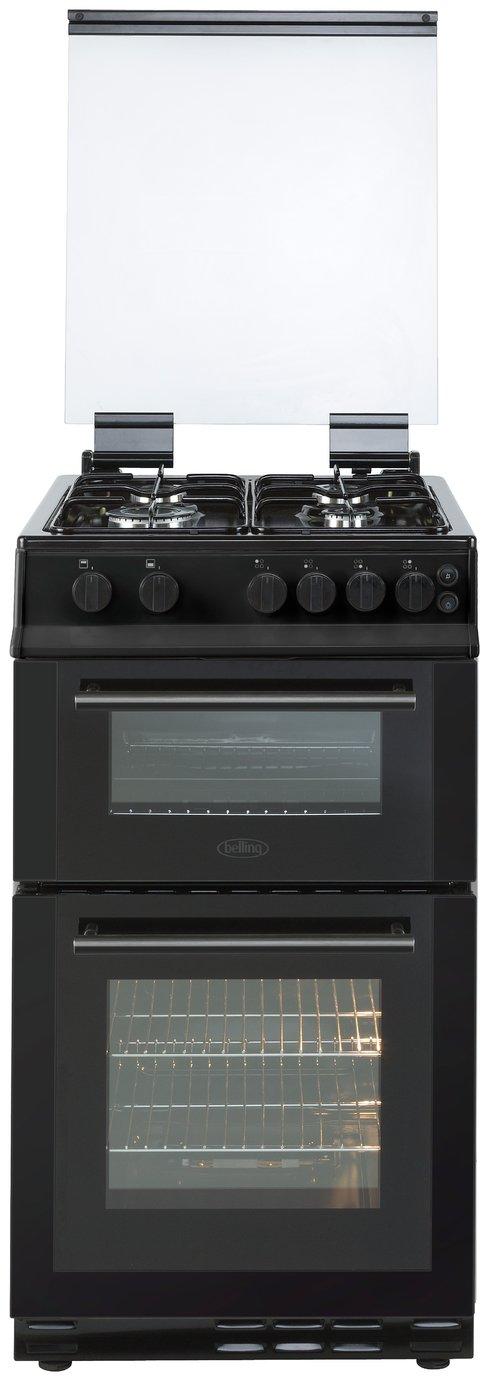 Belling - FS50GTCL - Gas Cooker - Black