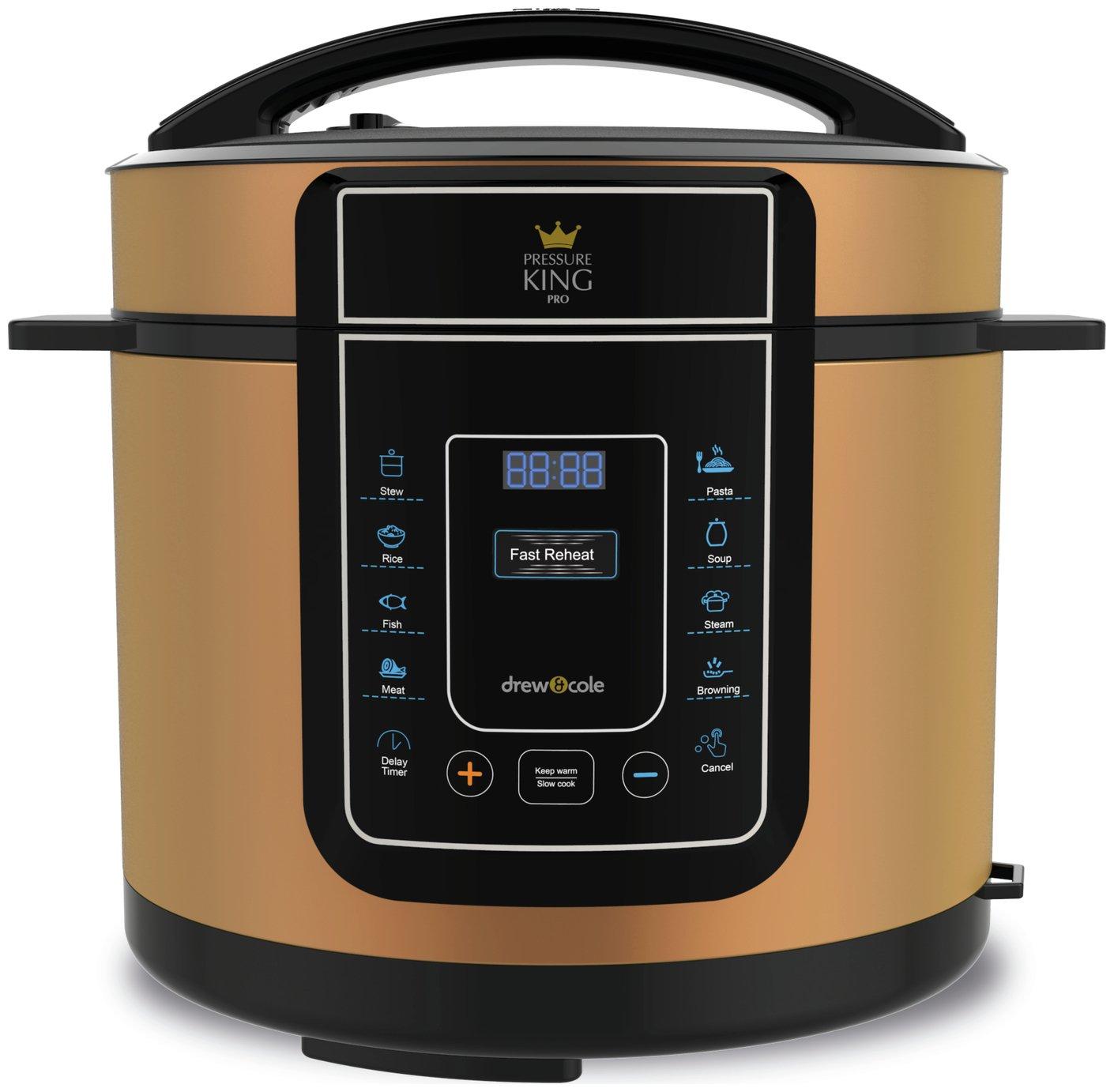 Image of Pressure King Pro - Copper - Pressure Cooker