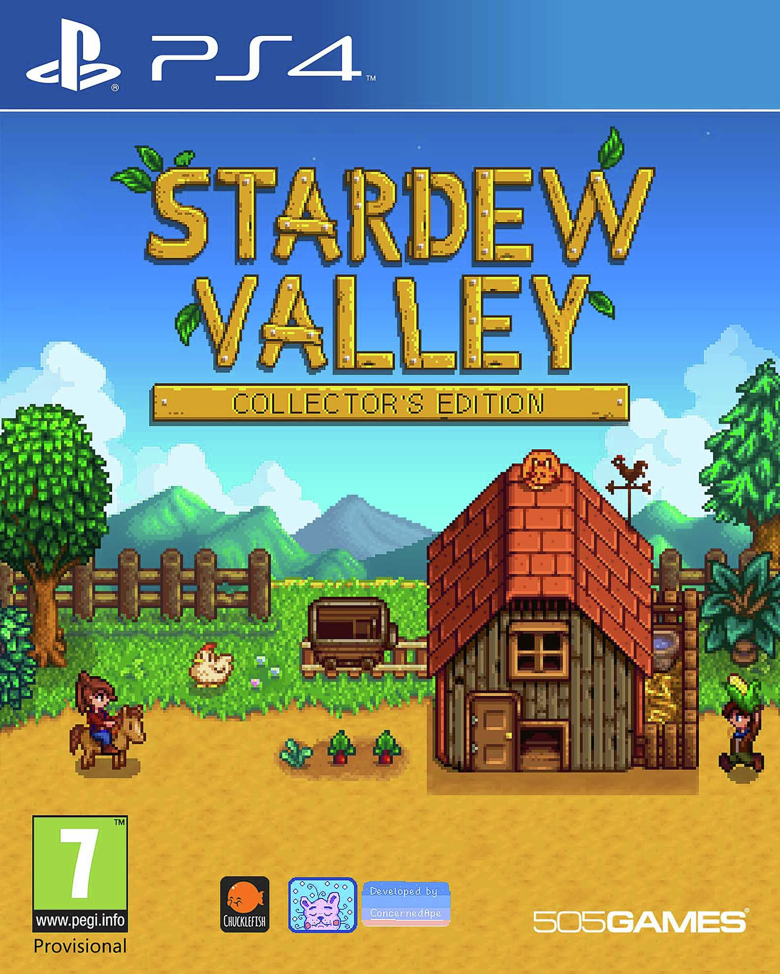Image of Stardew Valley PS4 Game