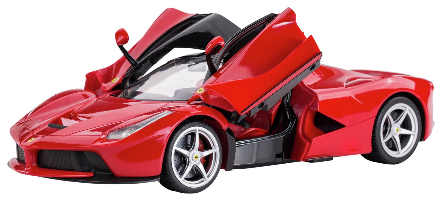 Rastar - La Ferrari Light and Door Radio Controlled Car