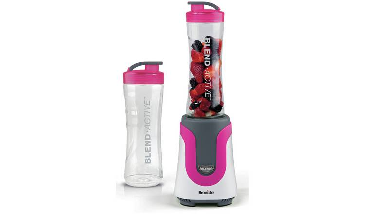 Buy Breville Blend Active 06l Personal Blender Blenders And Smoothie Makers Argos