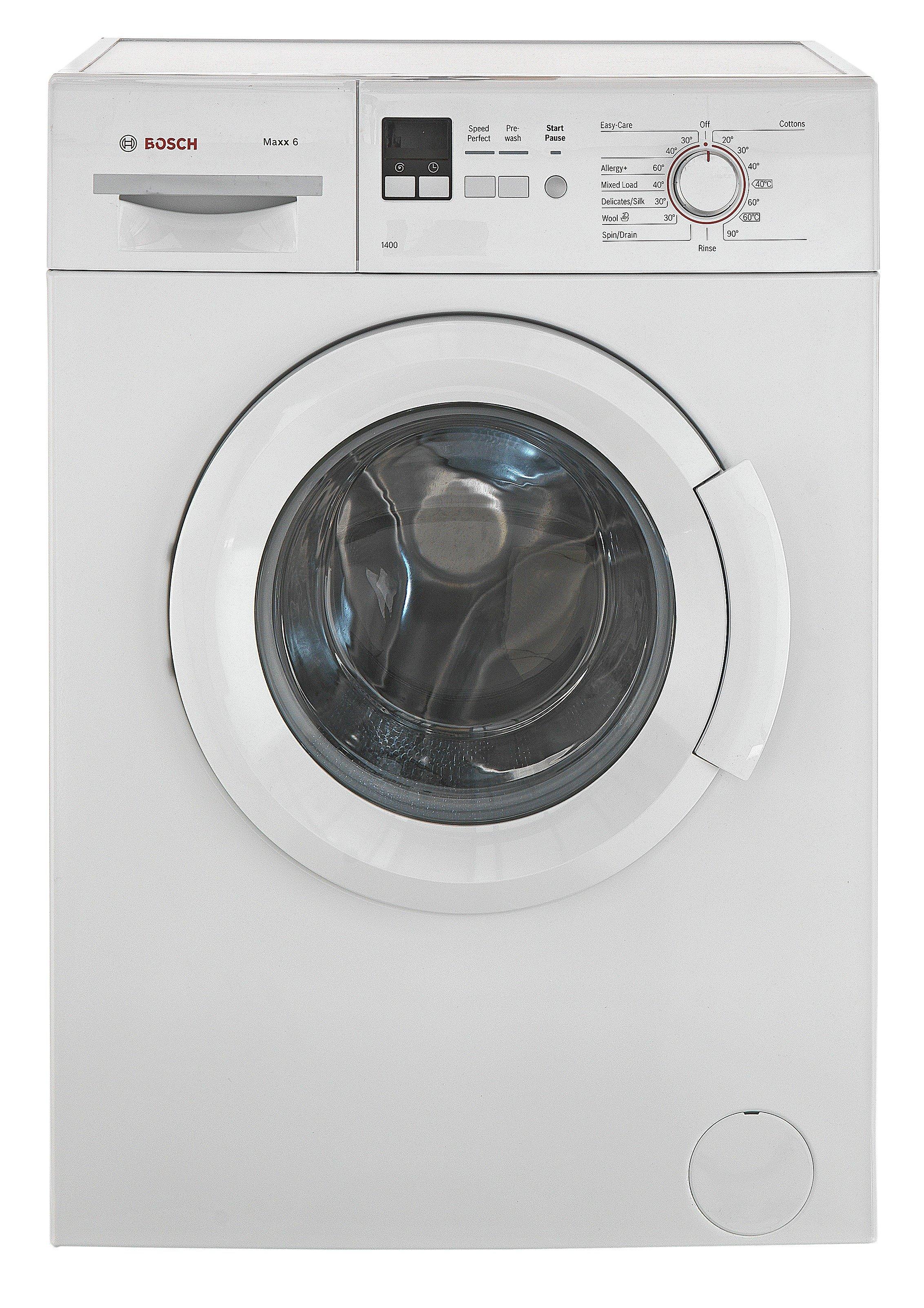 Image of Bosch WAB24161GB 6KG 1200 Spin - Washing Machine - White