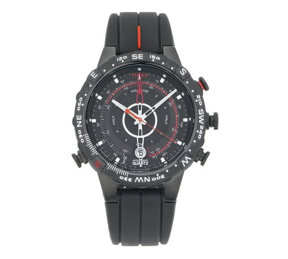 buy timex men s iq tide temp compass watch at argos co uk your timex men s iq tide temp compass watch553 7248