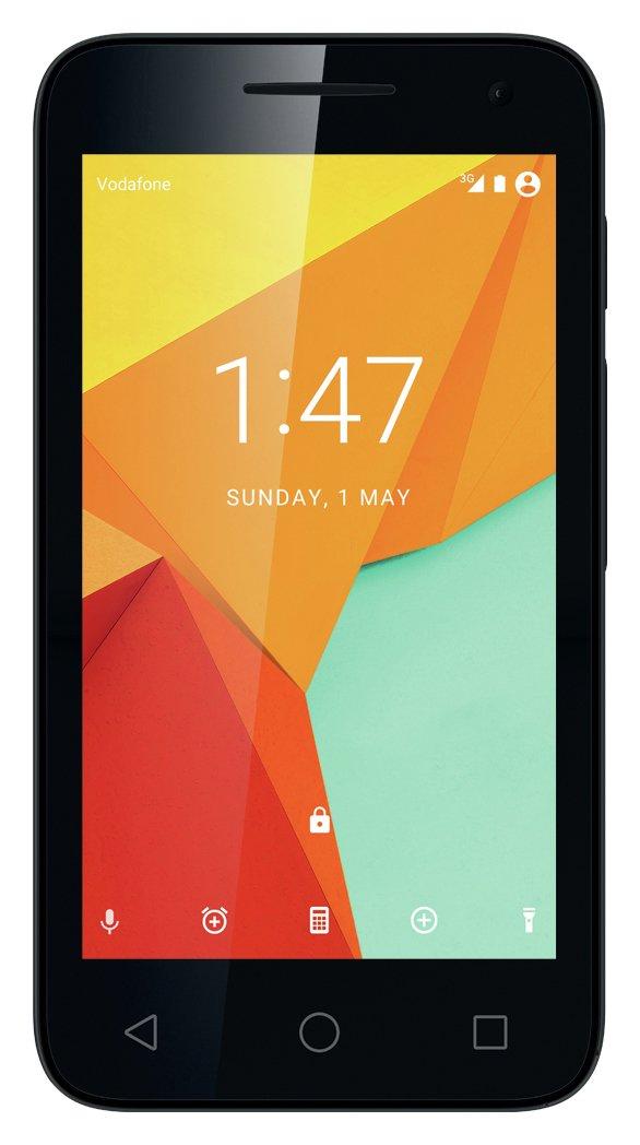 Vodafone Vodafone Smart Prime 7 Mobile Phone - Black.