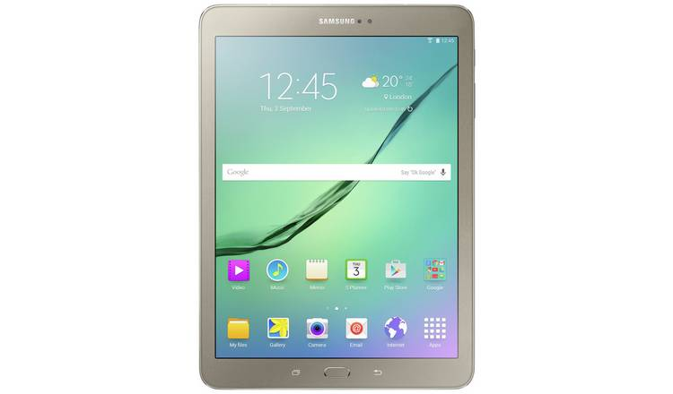 c58c4e7cc Buy Samsung Galaxy Tab S2 9.7 Inch 32GB Tablet - Gold