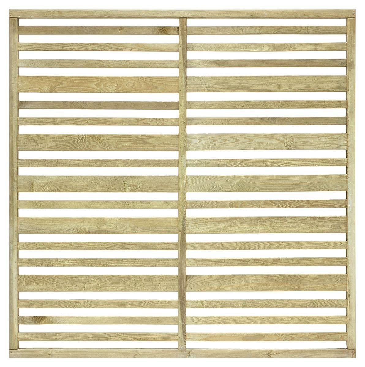Grange Fencing 1.8m Urban Garden Screen Panel - Pack of 3. lowest price