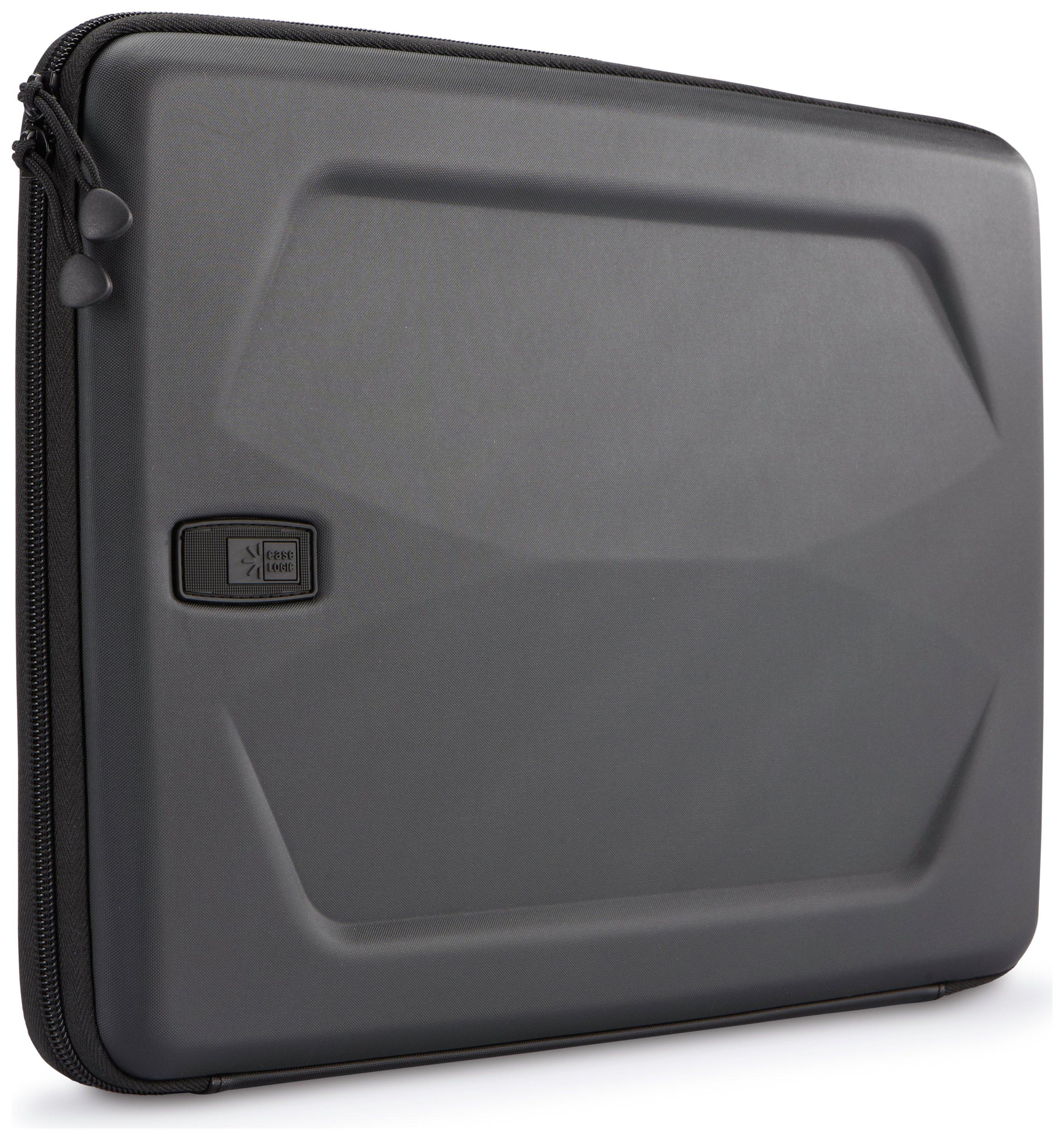 Image of Case Logic 15.6 inch Hardshell Sleeve for Laptops - Black.