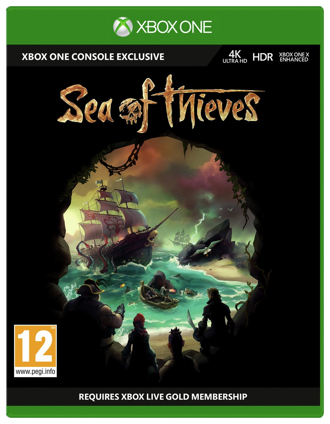 Sea of Thieves Xbox One Pre-order Game