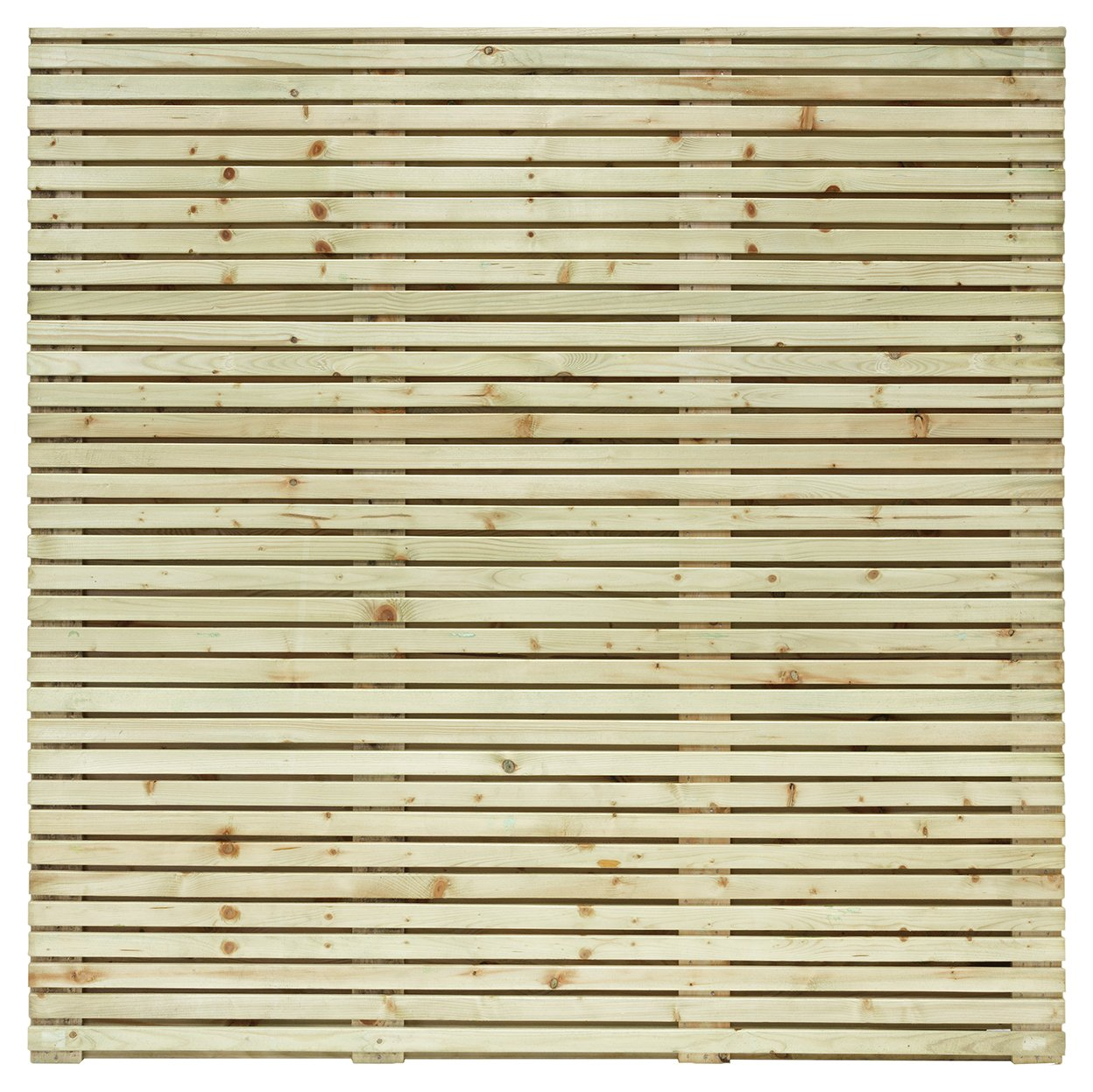 Grange Fencing 1.8m Contemporary Fence Panel - Pack of 5.