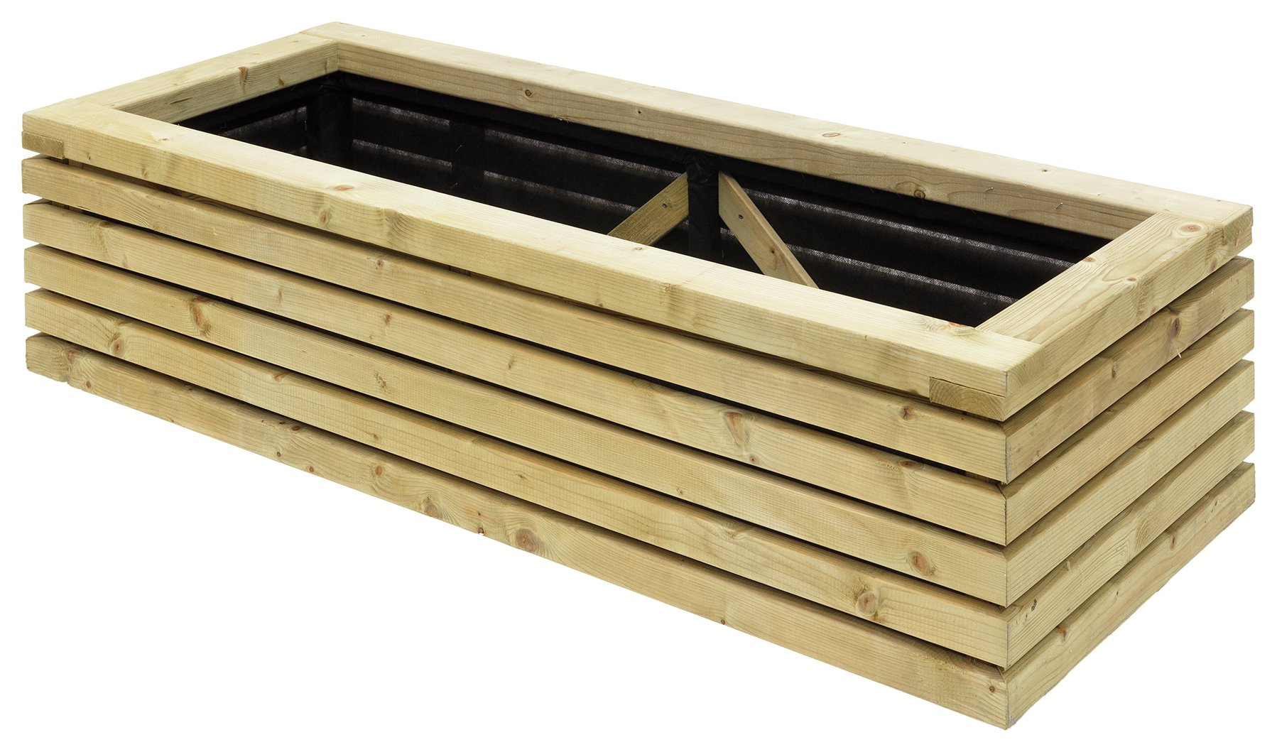 Grange Fencing Contemporary Rectangular Garden Planter. lowest price