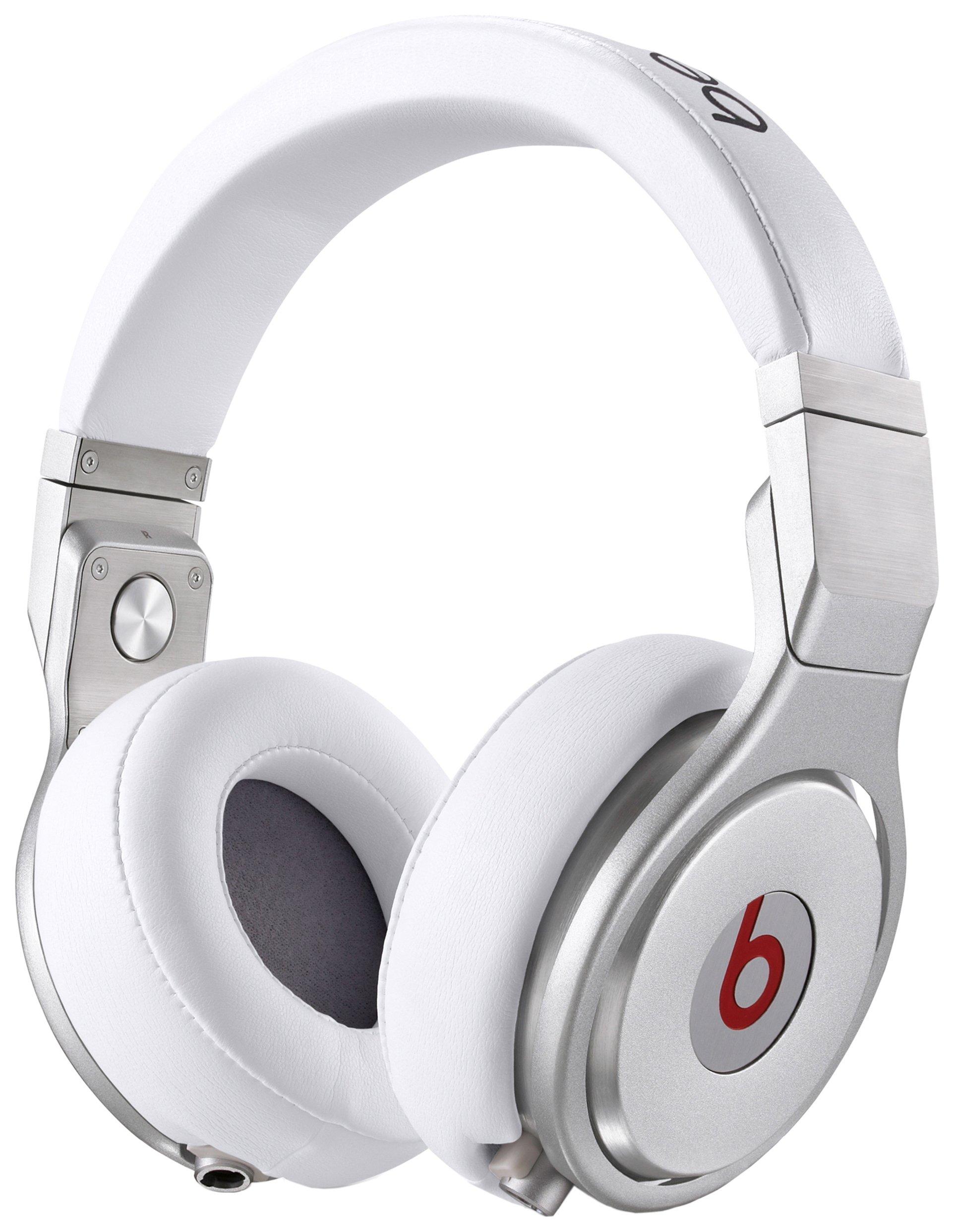 Image of Beats Pro Over - Ear Headphones - White