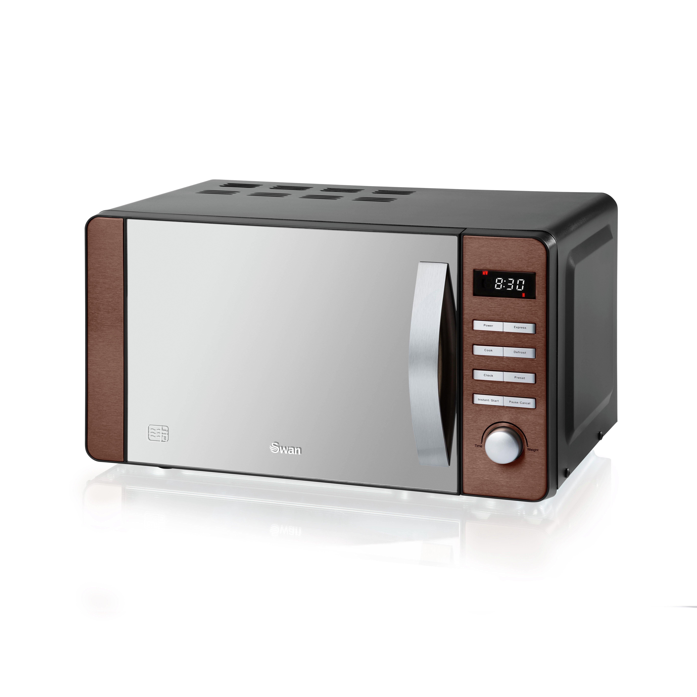 Swan - Standard Microwave -SM22090COPN 20L 800W -Copper