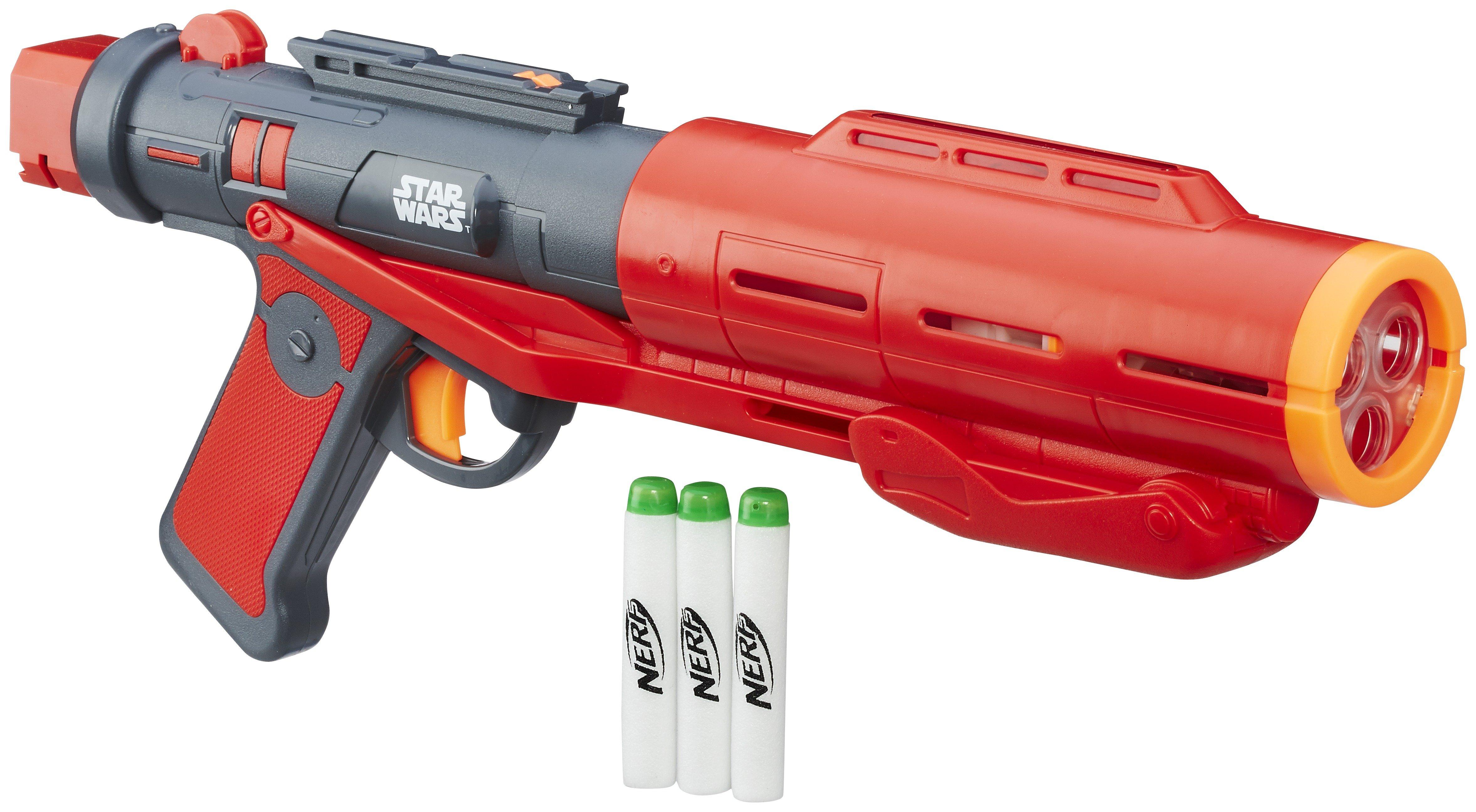 Image of Star Wars - R1 Nerf - Imperial Death Trooper Deluxe Blaster