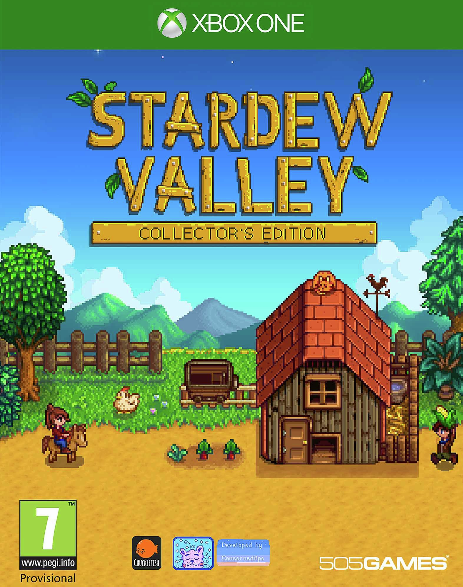 Image of Stardew Valley Xbox One Game