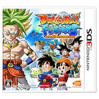 Dragon Ball Fusions 3DS Game
