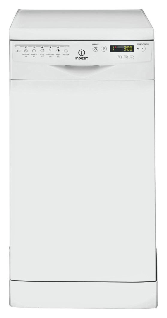 Indesit - DSR57B Dishwasher - White
