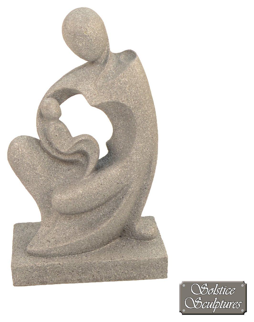 Solstice Sculptures Dolina Statue - Granite. lowest price