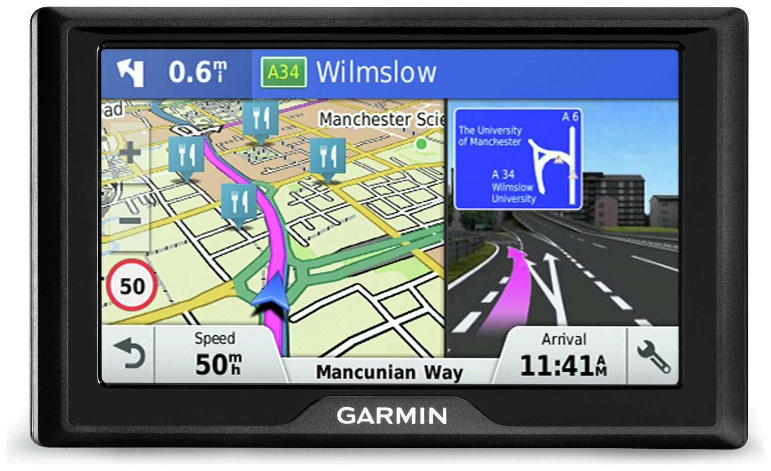 Garmin Garmin - Sat Nav - Drive 60LM 6 Inch - Lifetime Maps Western EU