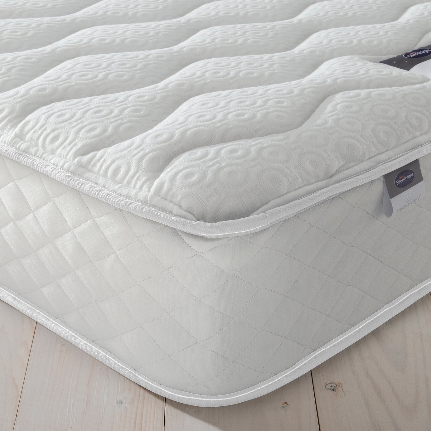 Silentnight 1000 Pocket Luxury Double Mattress