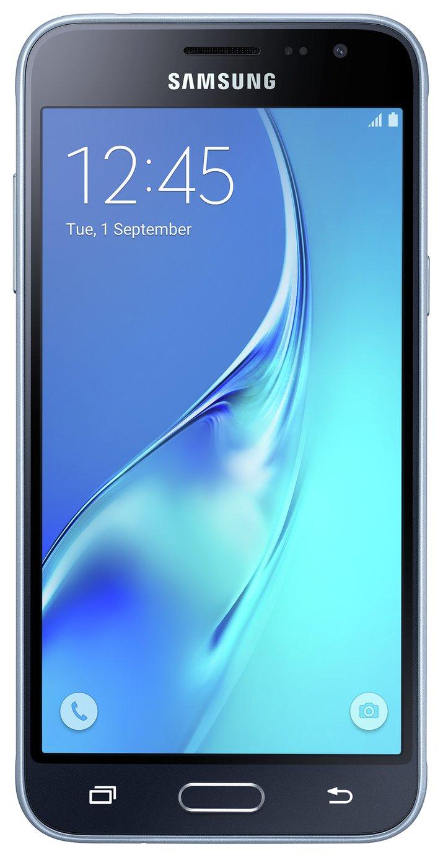 samsung phones 2016. samsung galaxy j3 2016 sim free mobile phone - black phones