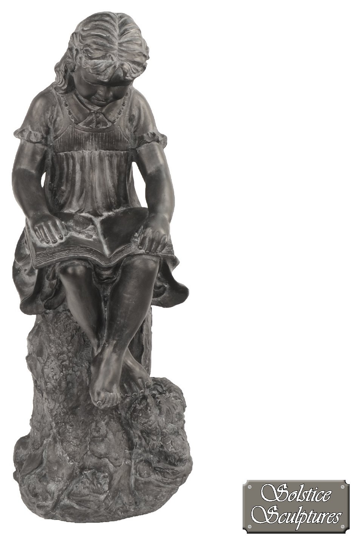 Solstice Sculptures Daphne Statue - Lead. lowest price