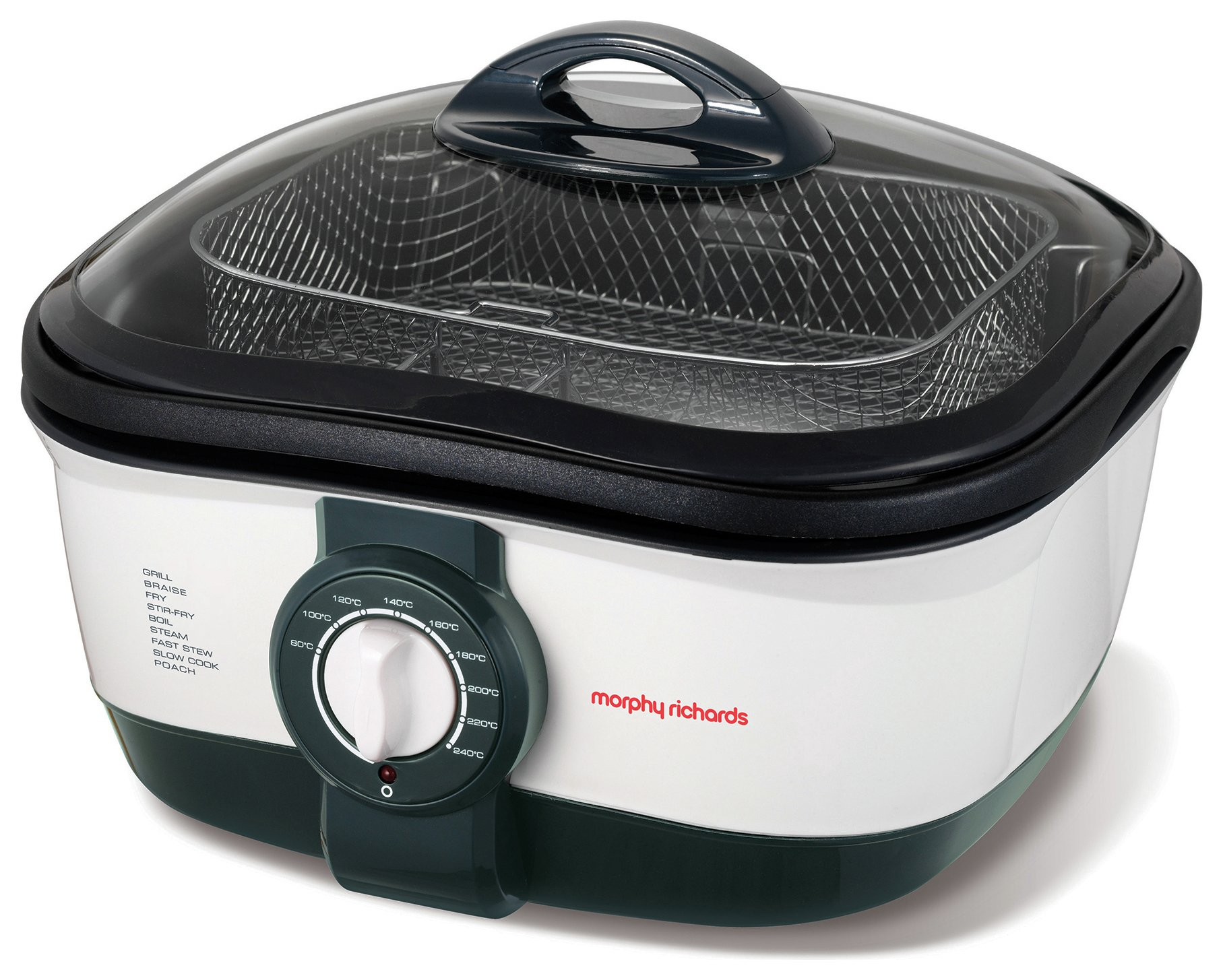 morphy richards 562020 intellichef 9 in 1 multicooker review. Black Bedroom Furniture Sets. Home Design Ideas