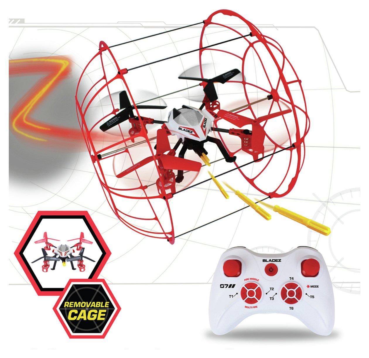 Image of X-Bladez - Stunt Quadcopter Gameplay Racer