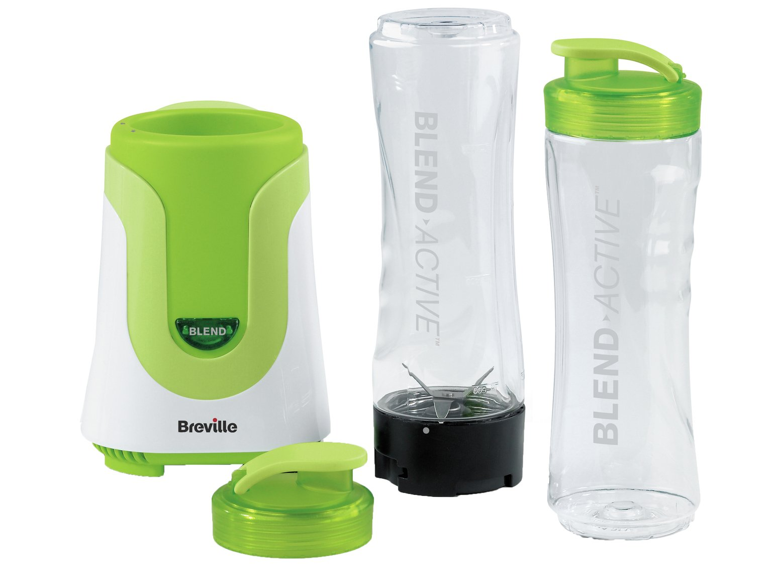 Image of Breville - VBL062 Blend Active - Green