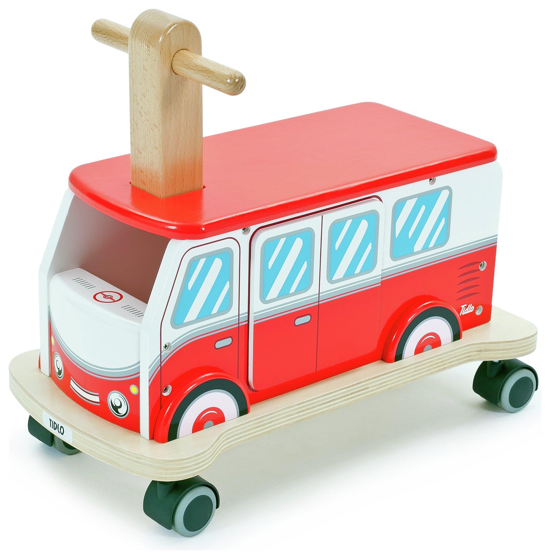 Image of Ride On Camper Van.