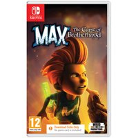 Max: Curse of the Brotherhood Nintendo Switch Game
