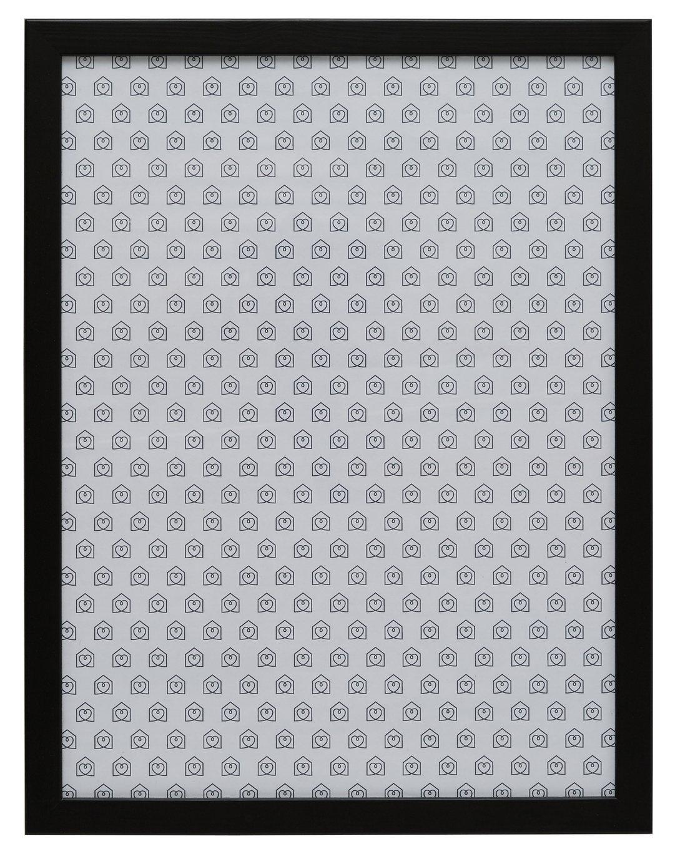 Habitat Ontario 40x50cm Picture Frame - Black