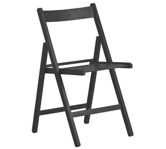 HOME Wooden Folding Chair