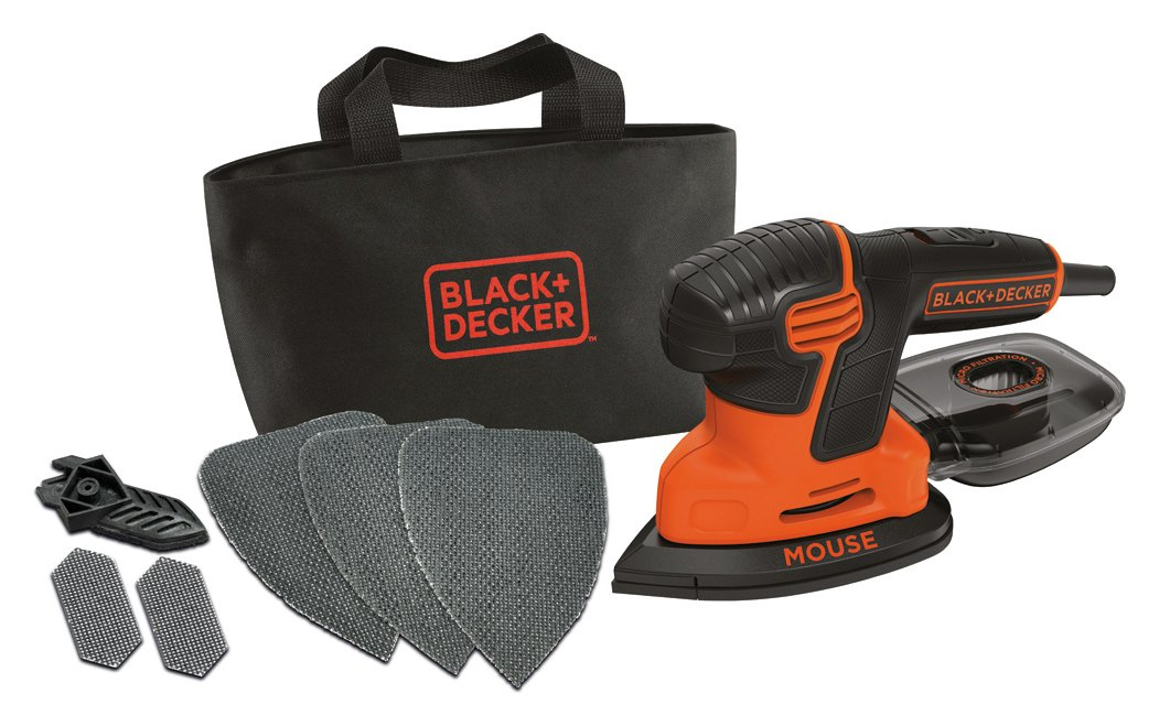 Black and Decker - Premium Mouse Sander lowest price