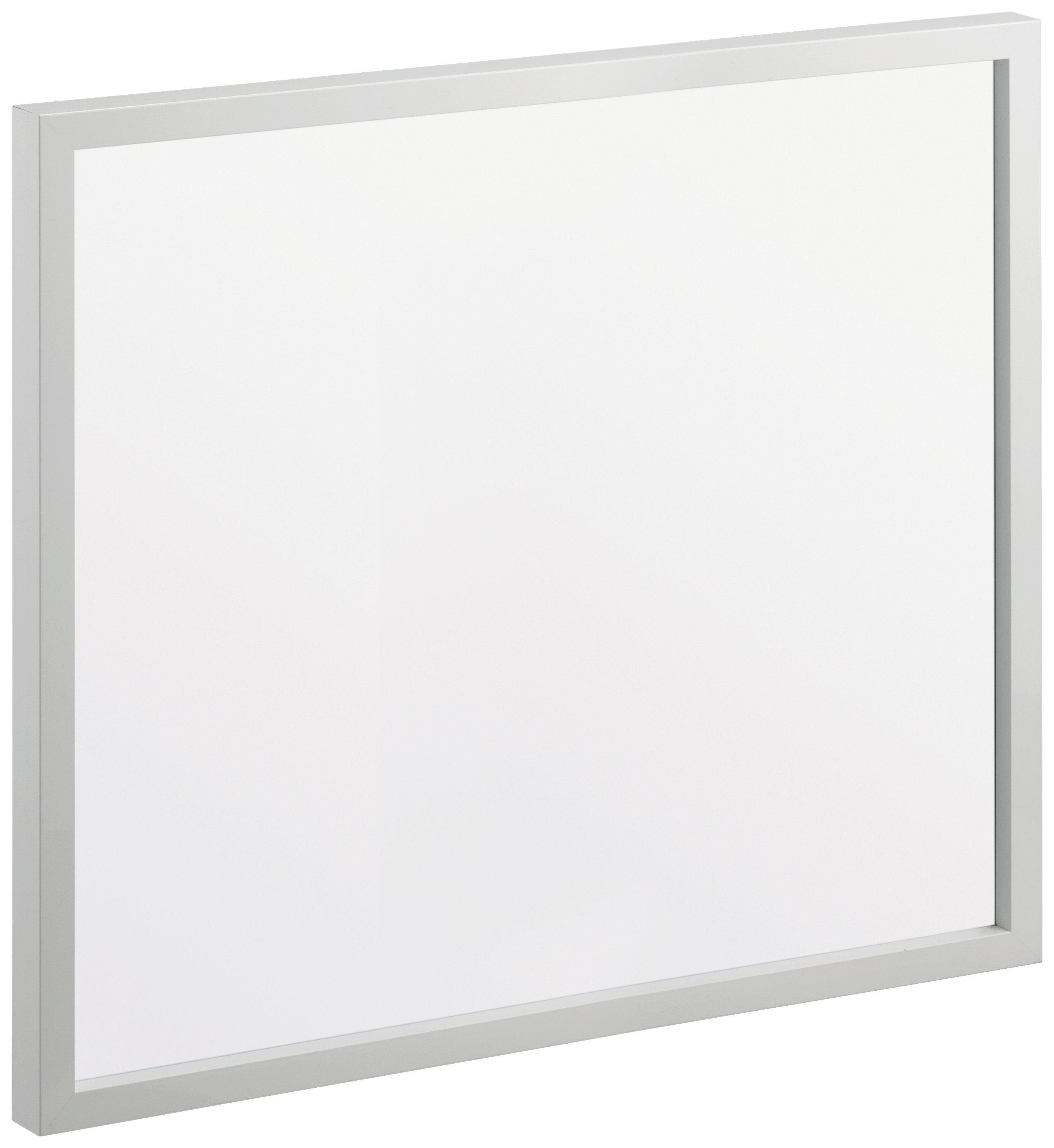 Habitat Bacall 50x50cm Wall Frame - Gloss White.