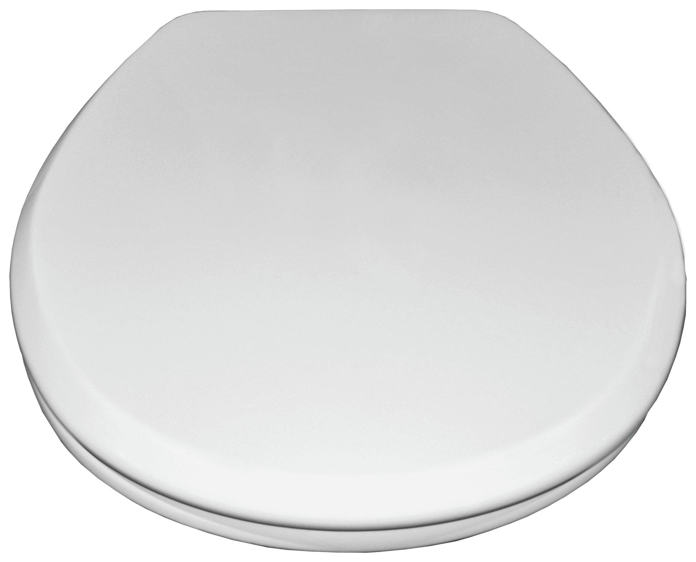 Bemis Memphis Statite Slow Close Toilet Seat - White