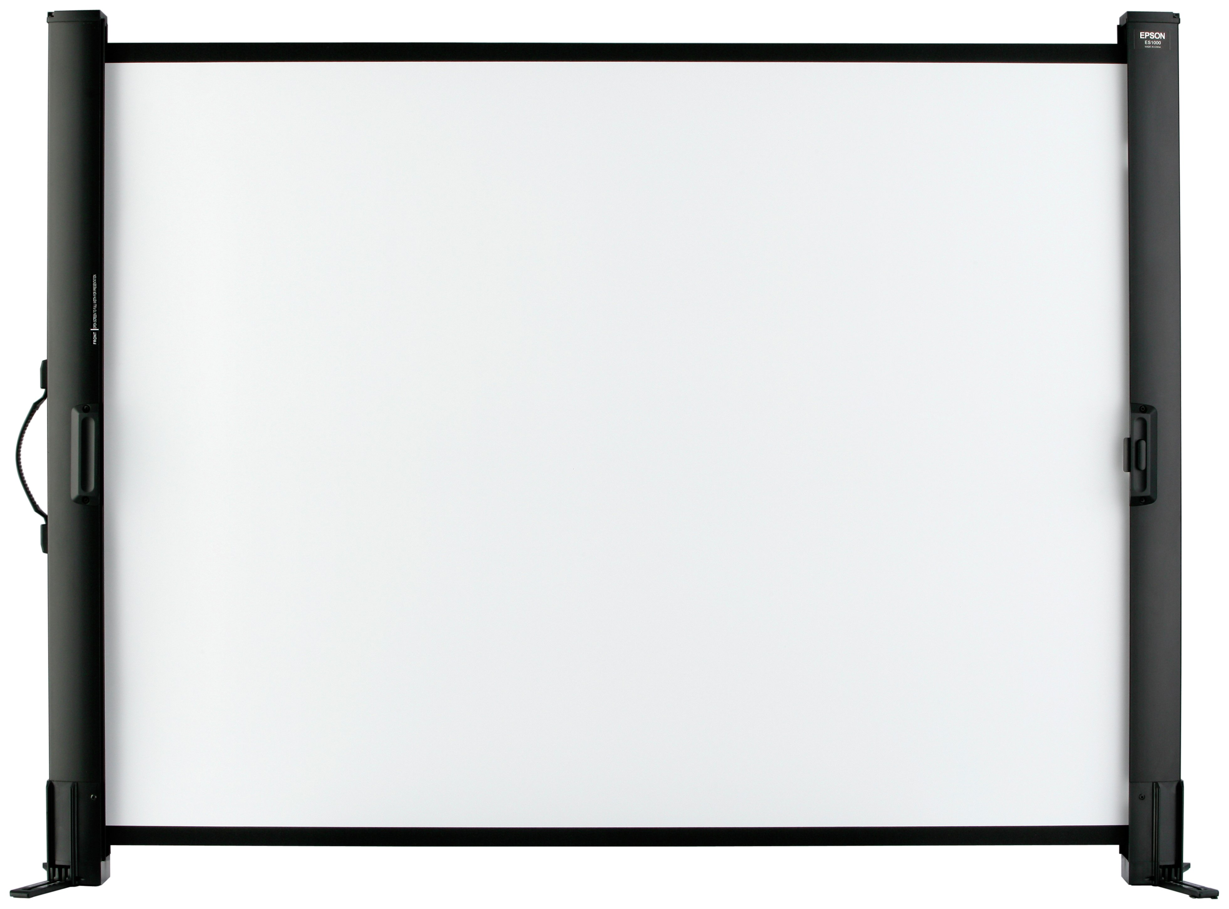 Image of Epson - 50-inch Desktop - Projector Screen (ELPSC32)