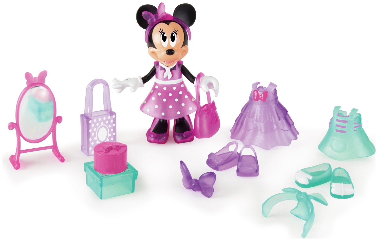 Minnie Fashion Dolls