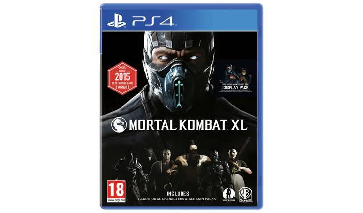 Buy Mortal Kombat XL - PS4 | Video games and consoles | Argos