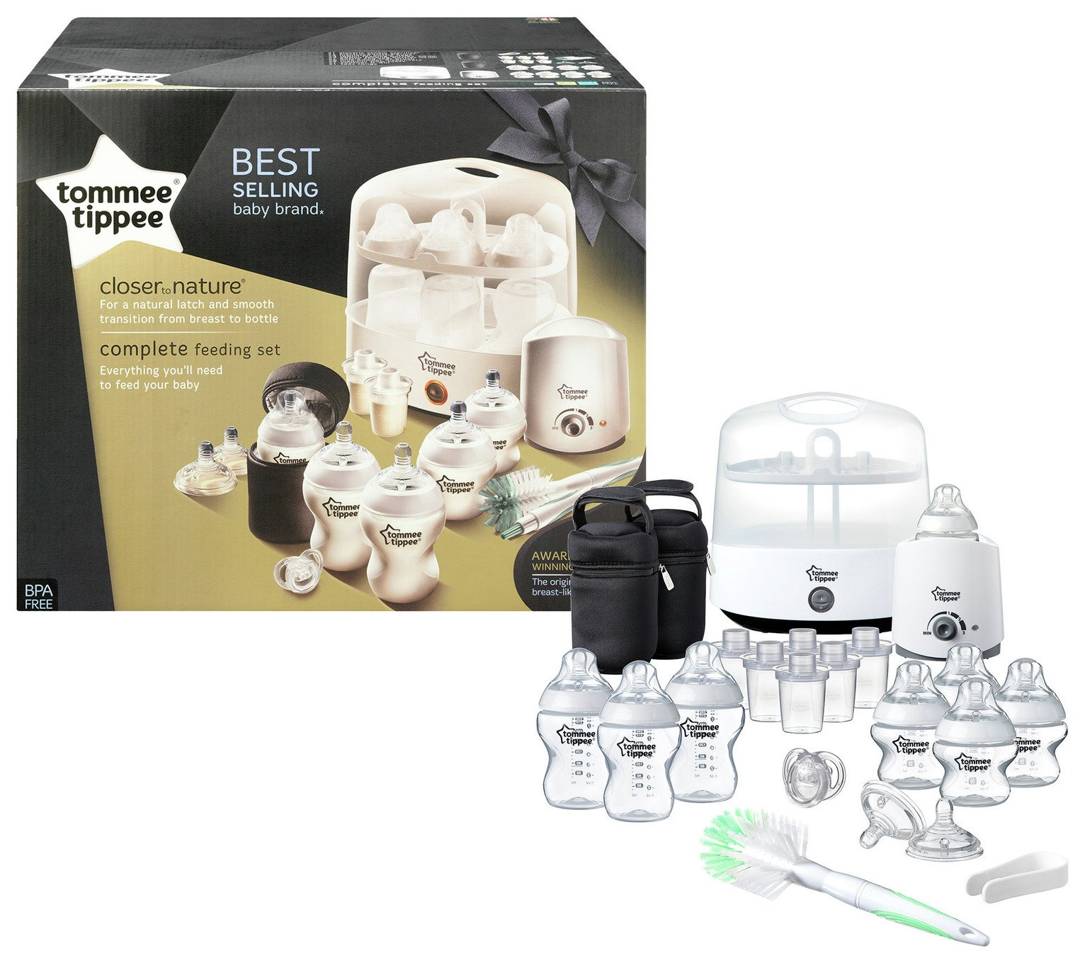 Tommee Tippee - Essentials Starter Kit