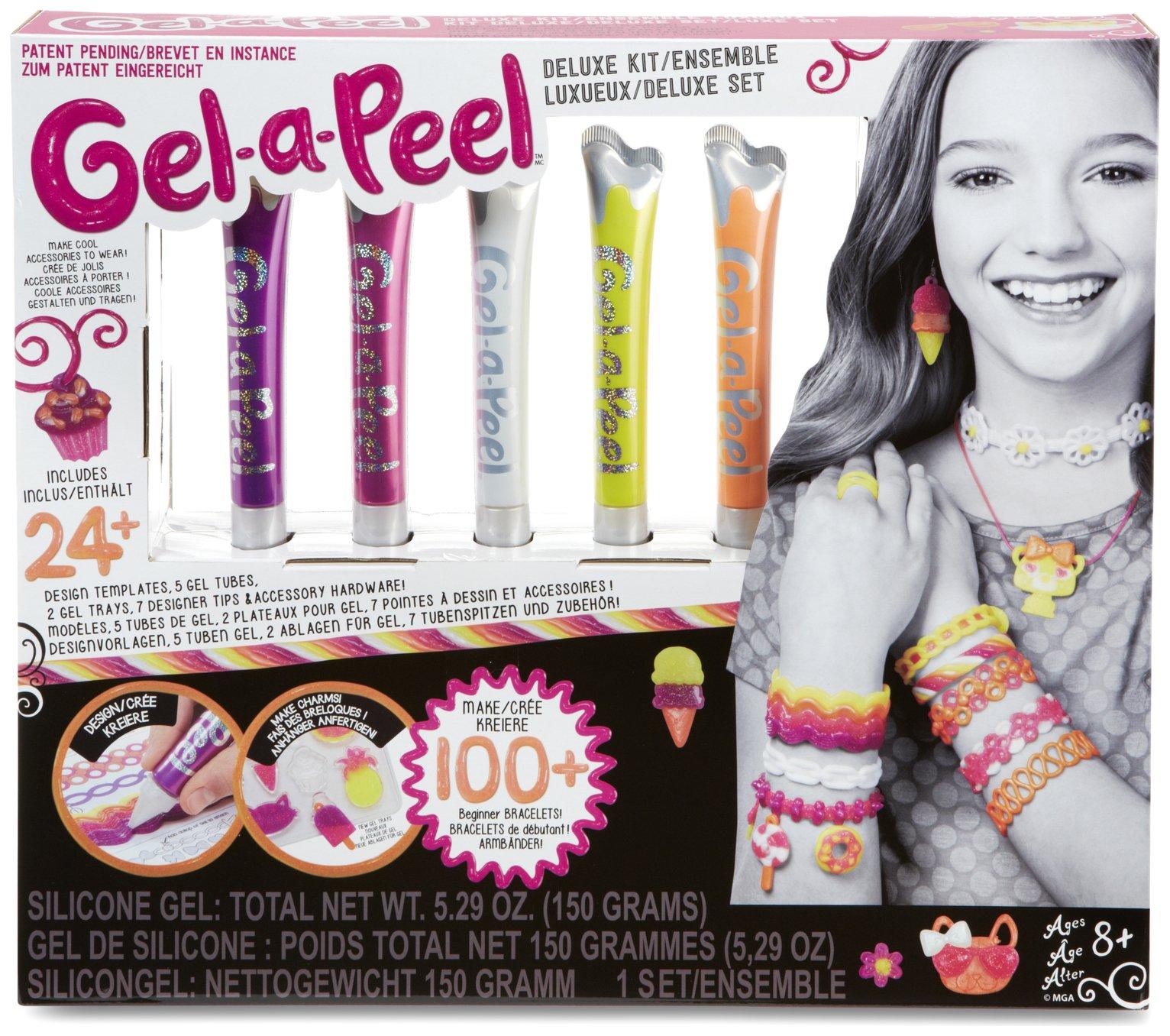 Image of Gel-A-Peel Mega Deluxe Pack