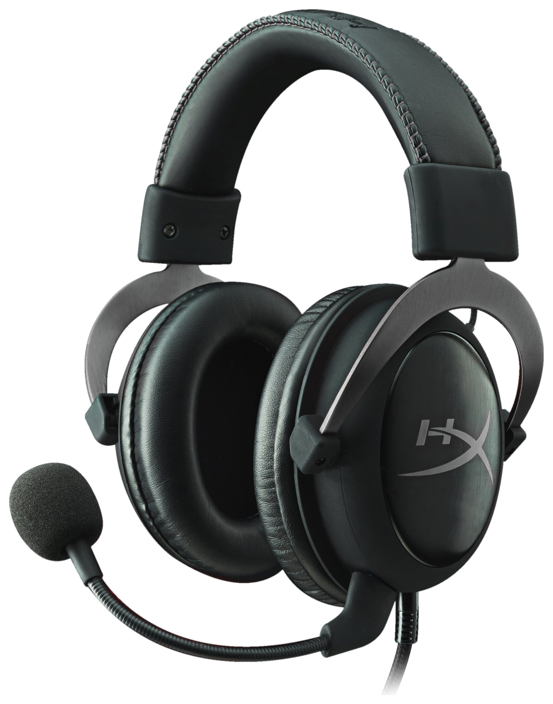 Image of HyperX Cloud II Gaming Headset PC/PS4/Mac/Mobile - Gun Metal