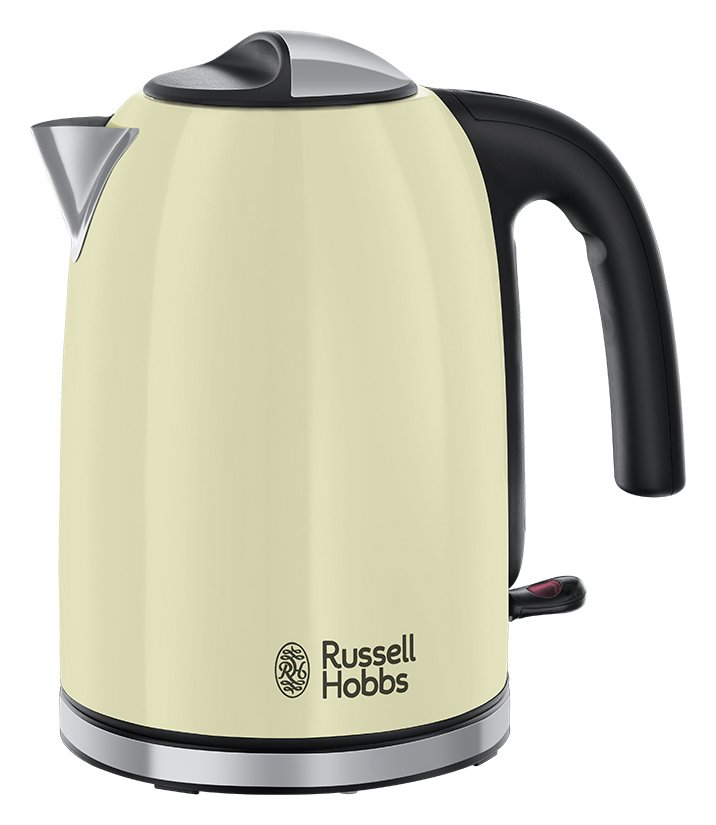 Russell Hobbs - Kettle - 20415 Colours Plus SS Cream - Jug