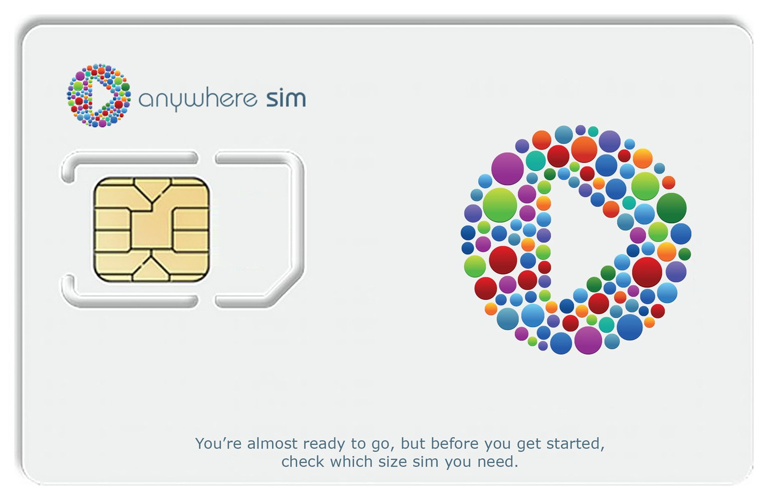 Image of Anywhere Sim Card