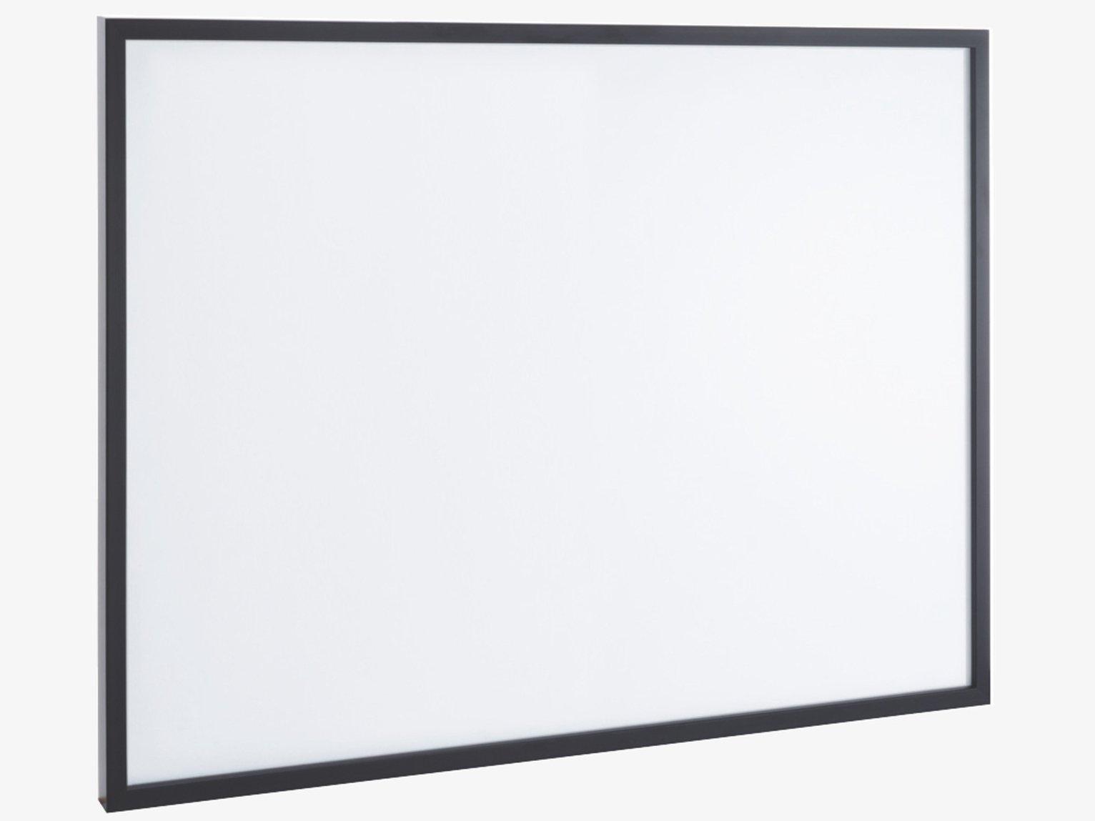 Image of Habitat 50x70cm Wall Frame - Dark Birch.