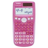 Casio FX-85GT Plus Scientific Calculator - Pink