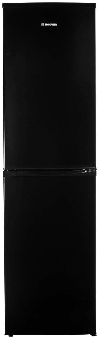 Hoover HFF195BK Fridge Freezer - Black